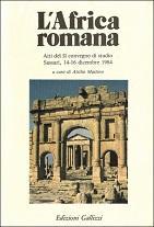 """Atti del II Convegno """"L'Africa Romana"""""""